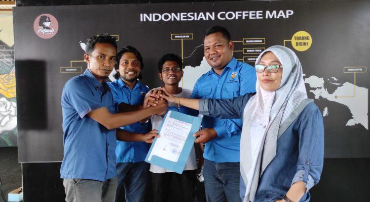 Samsir Hamajen Ditunjuk Jadi Plt Ketua KNPI Halsel