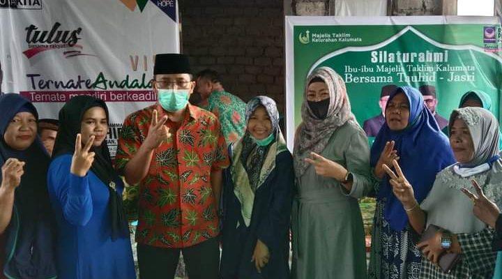 Pemda Morotai Siap Rujuk Bayi Penderita Hidrosefalus ke Makassar