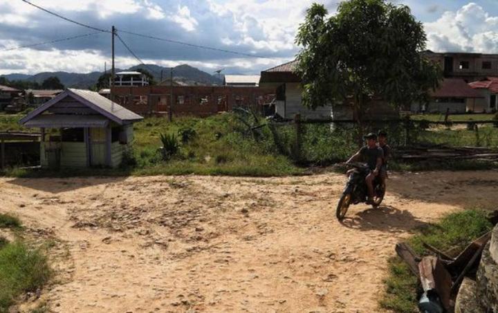 Ilustrasi desa. (WOWKEREN)