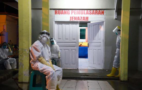Karyawan PT NHM Meninggal di Ruang Isolasi RSCB Ternate