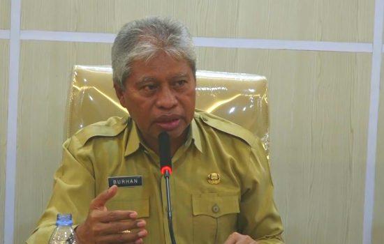 Besok, Wali Kota Ternate Sampaikan LPP APBD 2019 Lewat Vicon