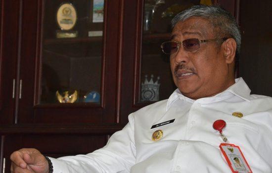 Agustus, Wali Kota Tidore Copot Kepala OPD Berkinerja Buruk