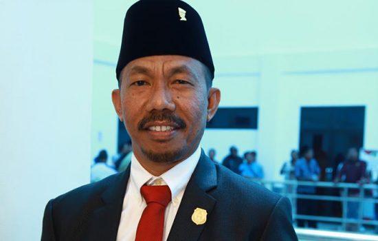 Tak Masuk Daftar Penerima Vaksin, Ketua DPRD Malut Jamin Semua Anggota Siap Disuntik