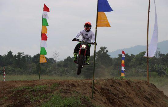 Sinergi Pemkab-Kodim 1508/Tobelo, Halut Akhirnya Punya Sirkuit Motocross