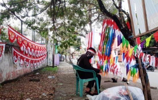 Jelang 17 Agustus, Pedagang Musiman Bermunculan di Kota Sanana