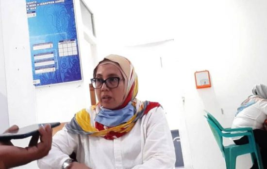 Material Tiba, Perbaikan Pasar Basanohi Sanana Segera Dilakukan