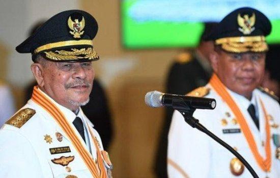 Gubernur Malut Surati Jokowi soal Omnibus Law