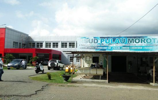 Sejumlah Tenaga Medis RSUD Morotai Positif Tertular Corona