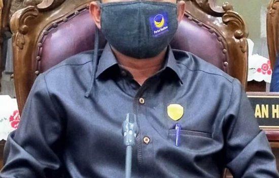 Komisi I DPRD Tidore Desak ASN Terlibat Politik Dihukum Berat