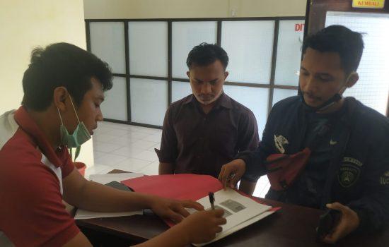 Dugaan Ijazah Palsu, Cabup Halsel Diadukan ke Polda Malut