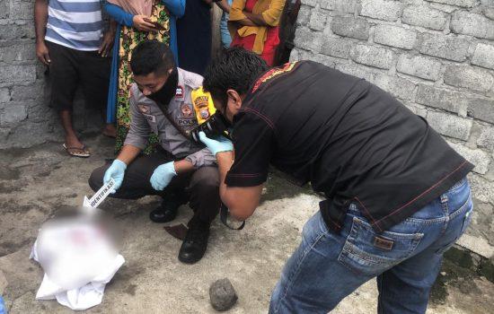 Mayat Janin Ditemukan di Kamar Mandi Kosan di Ternate