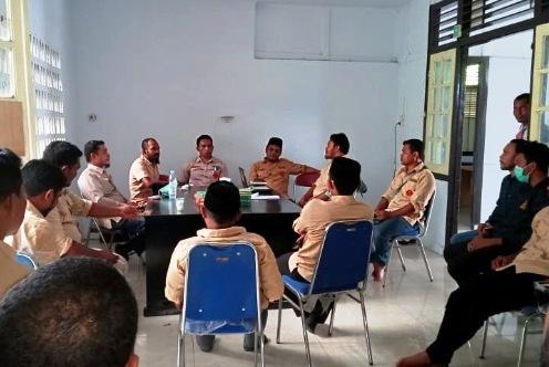 Iksan Hamisi Terpilih Sebagai Ketua Pemuda Muhammadiyah Tikep