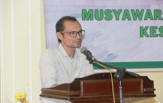 Malik Sillia Terpilih Pimpin Forum Karang Taruna Malut