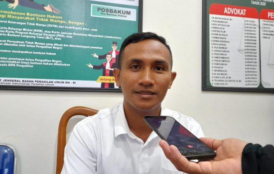 Penyidik Polda Malut Dilaporkan PH Tersangka ke Propam