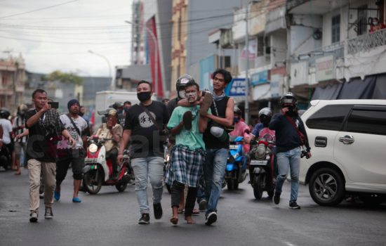 Polisi Tetapkan 10 Tersangka Aksi UU Ciptaker, dari Mahasiswa hingga Penjual Kopi