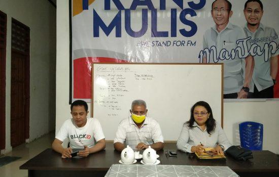 Tim FM-MANTAP Polisikan Oknum Anggota DPRD Halut