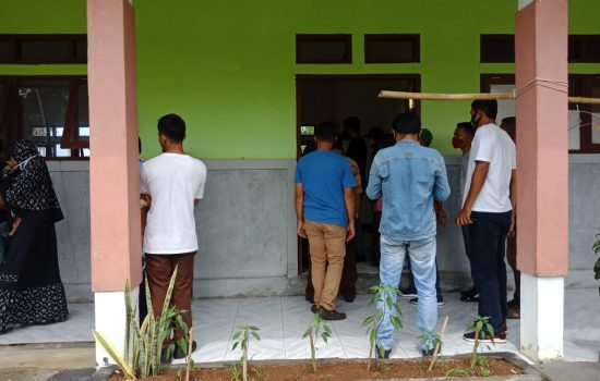 Bupati Morotai Absen, Sidang Pengrusakan Mabes Ditunda