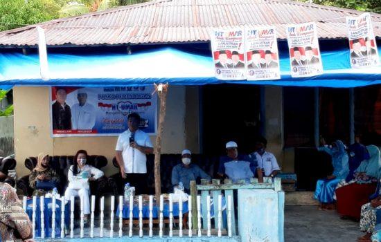 Hendrata Singgung Sekolah Berdinding Papan 'Warisan' FAM di Taliabu
