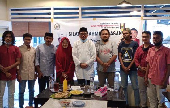 Bertemu IMM Malut, Sultan Tidore Serukan Perjuangan Tolak Omnibus Law