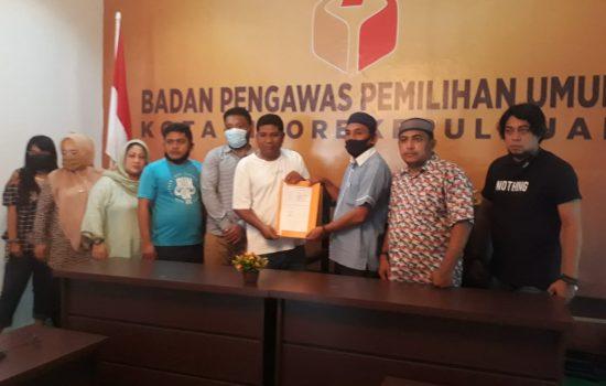 Ketua Perindo Tikep Resmi Dilaporkan ke Bawaslu