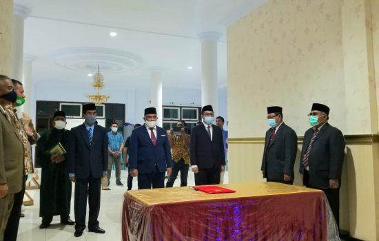 Gubernur Malut Rolling 5 Pejabat, Nirwan-Purbaja-Bambang Tukar Posisi