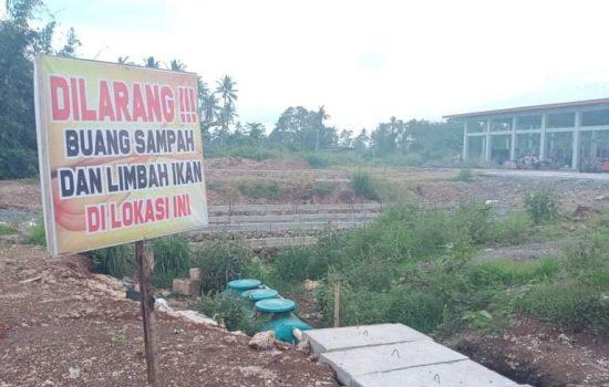 Pedagang Ikan di Morotai Keluhkan Sulitnya Buang Limbah