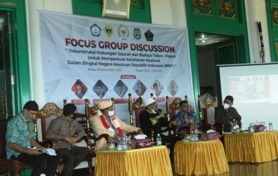 Membahas Rekonstruksi Hubungan Sejarah dan Budaya Tidore-Papua