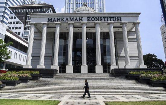 MK Umumkan Jadwal Sidang Lanjutan Pilkada Ternate dan Halmahera Utara