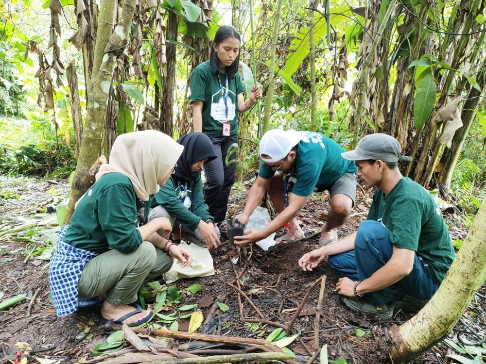 Eksplorasi Talaga Rano Oleh Dekapala Dan Keajaiban Vulkanik Di Halmahera Barat Tandaseru Com