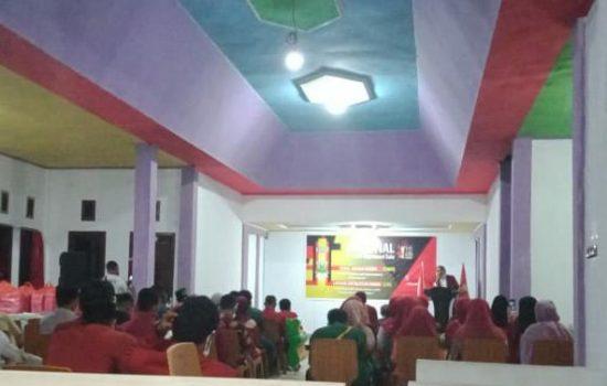 Pengaderan DAM dan LID PC IMM Sula Sukses Dilaksanakan