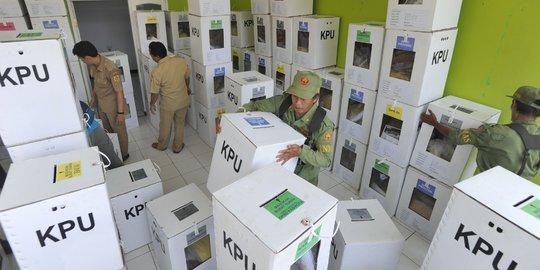 KPU Halmahera Utara Buka 7 Kotak Suara Ambil Bukti Tambahan
