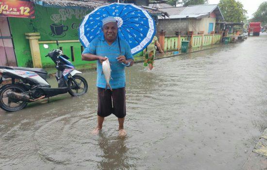 Puluhan Rumah Warga di 2 Desa di Morotai Tergenang Banjir