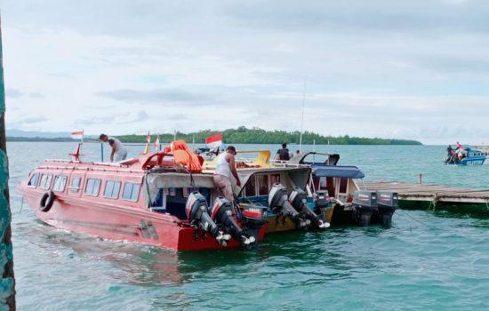 Speedboat Daruba-Tobelo Masih Mahal, Penumpang 'Menjerit'
