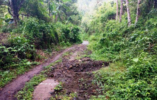 Rusak Parah, Ruas Jalan Penghubung Kalaodi-Fabaharu, Tidore, Urgen Diperbaiki