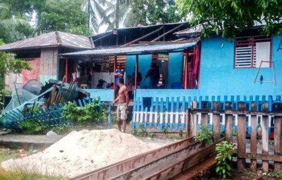 Puting Beliung Terjang Sula, 3 Rumah dan 1 Sekolah Rusak