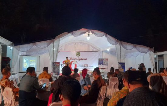 """2 Dasawarsa DPRD Maluku Utara, Stakeholders Diminta Jadi """"Sparing Partner"""" Legislator"""
