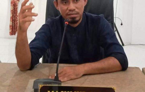 Bolos Paripurna, Golkar Morotai Evaluasi Anggota DPRD Edy Hape