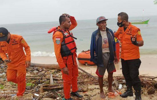 Sempat Hilang saat Melaut, 10 Nelayan Maluku Utara Ditemukan Selamat