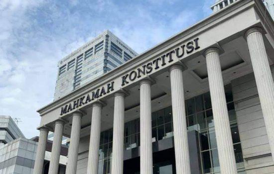 Tok! Mahkamah Konstitusi Tolak Permohonan MHB-GAS dalam Pilwako Ternate