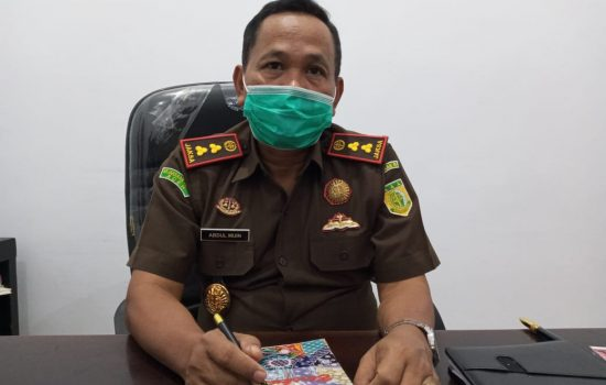 Kepala Kejari Tidore Warning PPTK Agar Tidak 'Genit'