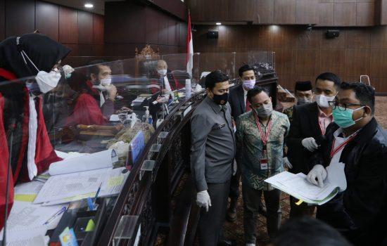 Sidang MK Pilkada Halmahera Utara Ungkap Kisruh Pemilih di NHM