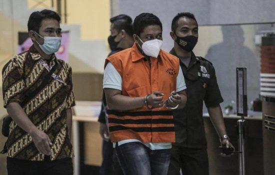 Penyidik yang Ditangkap KPK Mantan Kabag Ops Polres Halmahera Selatan