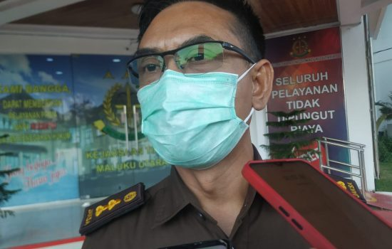 Kejati Maluku Utara Terima SPDP Kasus Dugaan Perselingkuhan 2 Oknum Polisi