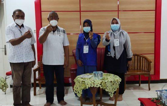 PK21, Wali Kota Tidore Imbau Warga Berikan Data yang Benar dan Valid