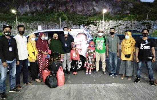 Bocah Penderita Anus Imperforata asal Halmahera Barat Dirujuk ke Jakarta
