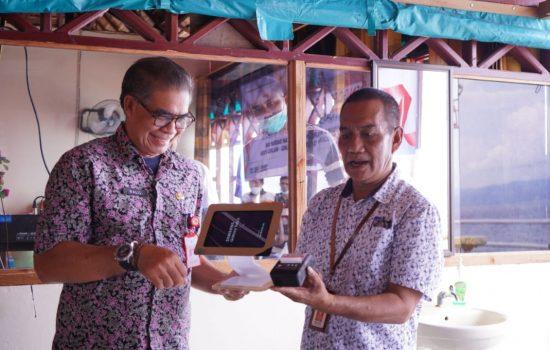 KPK Pantau Alat Perekam Data Transaksi Pajak Online di Tidore