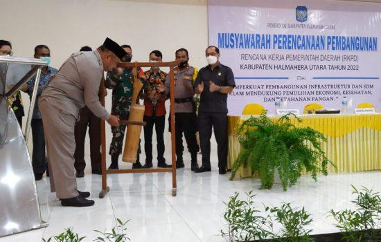 23 Anggota DPRD Halmahera Utara Bolos Hadiri Musrenbang Kabupaten