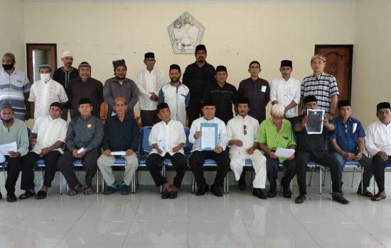 Ngofa Adat Kesultanan Tidore Desak Gubernur dan Presiden Hargai Maklumat Sultan
