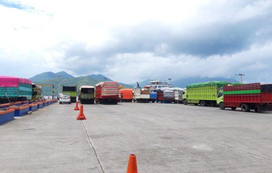 Hari Pertama Pembatasan Mudik, 3 Pelabuhan Utama di Ternate Masih Sepi