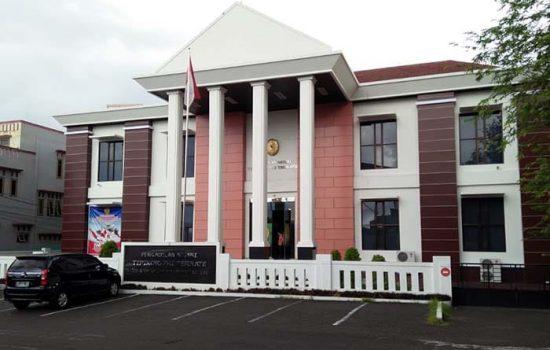 Didakwa Lawan Polantas, Anggota DPRD Maluku Utara Ajukan Keberatan